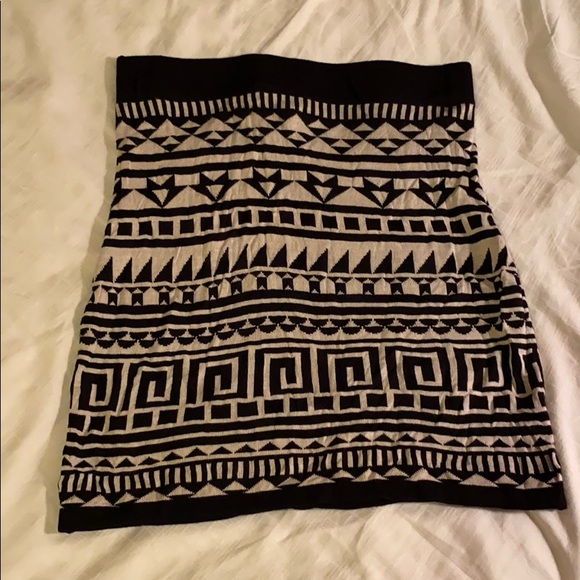 Divided Dresses & Skirts - NWT Knit Mini Skirt